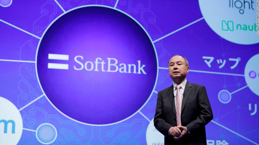 SoftBank's mobile IPO is the second biggest in history