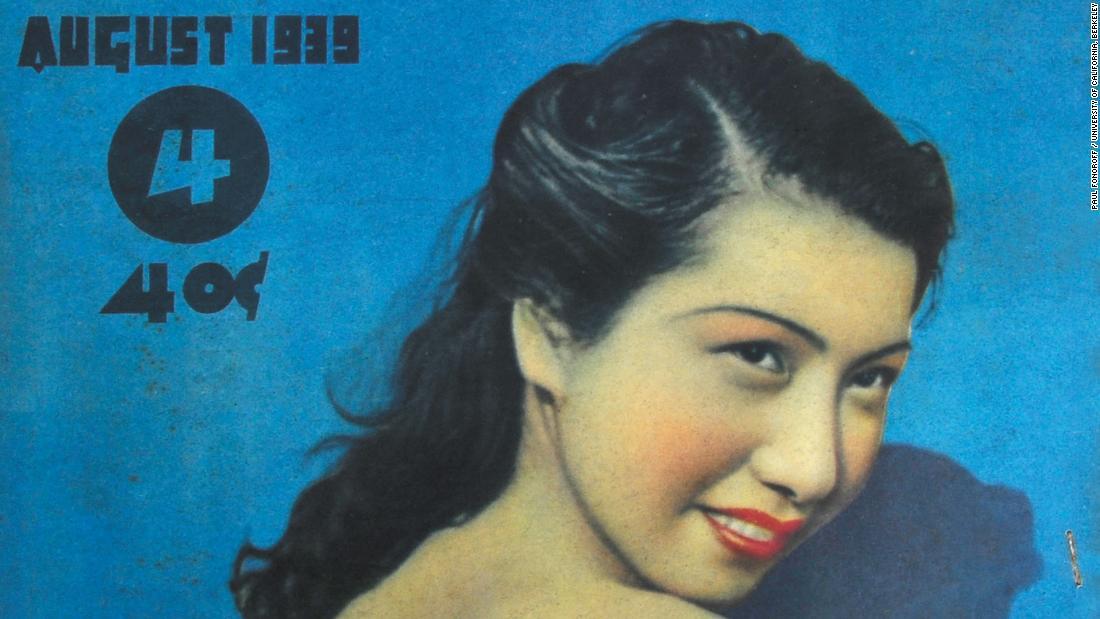 Vintage Chinese movie magazines capture a glamorous bygone era