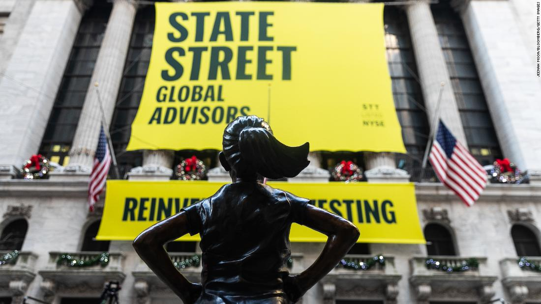 Fearless Girl finds a new home