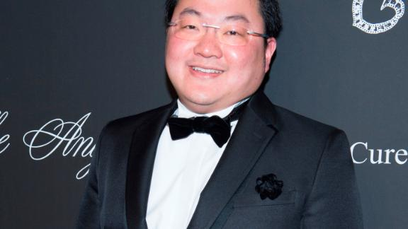 FILE - In this Oct. 20, 2014 file photo, Jho Low attends the 2014 Angel Ball, hosted by Gabrielle