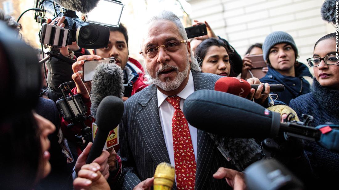 UK court: Vijay Mallya should be extradited to India
