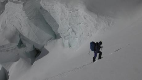 Kilian Jornet Everest ascent Summits of My Life