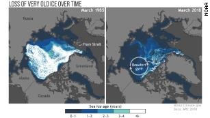 Unparalleled warmth is changing the Arctic and affecting weather in US, Europe