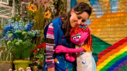 Muppet Lily becomes the first to experience homelessness