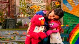 Opinion: 'Sesame Street' steps up to the biggest issues kids face