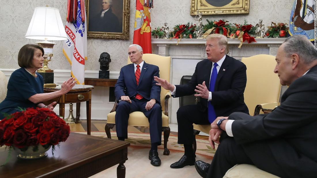 Trump expected to propose extending DACA, TPS protections in exchange for wall funding - CNN