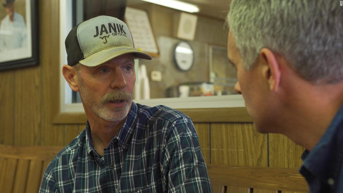 Nixon Livestock Commission owner Raymond Butler.