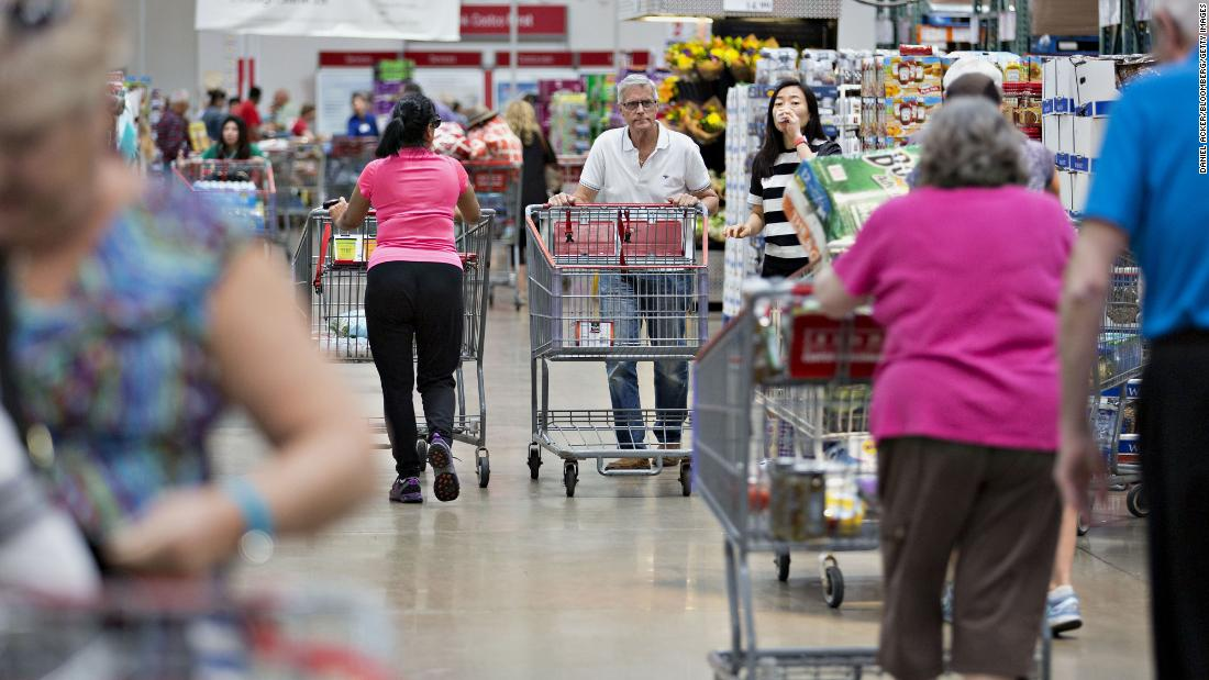 2ccd2de7a9 Costco  Retail s overlooked holiday winner - CNN