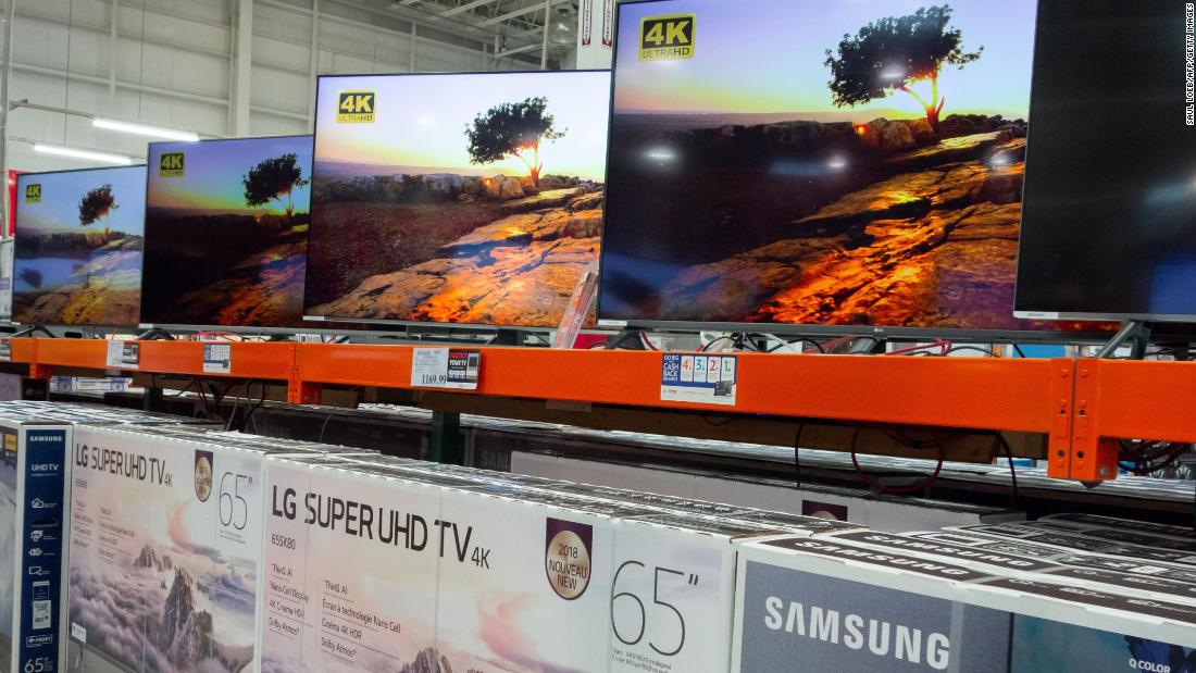 Itunes Is Coming To Samsung Tvs As Apple Seeks New Revenue Cnn