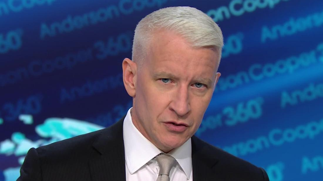 Cooper calls out Trump's border security claim