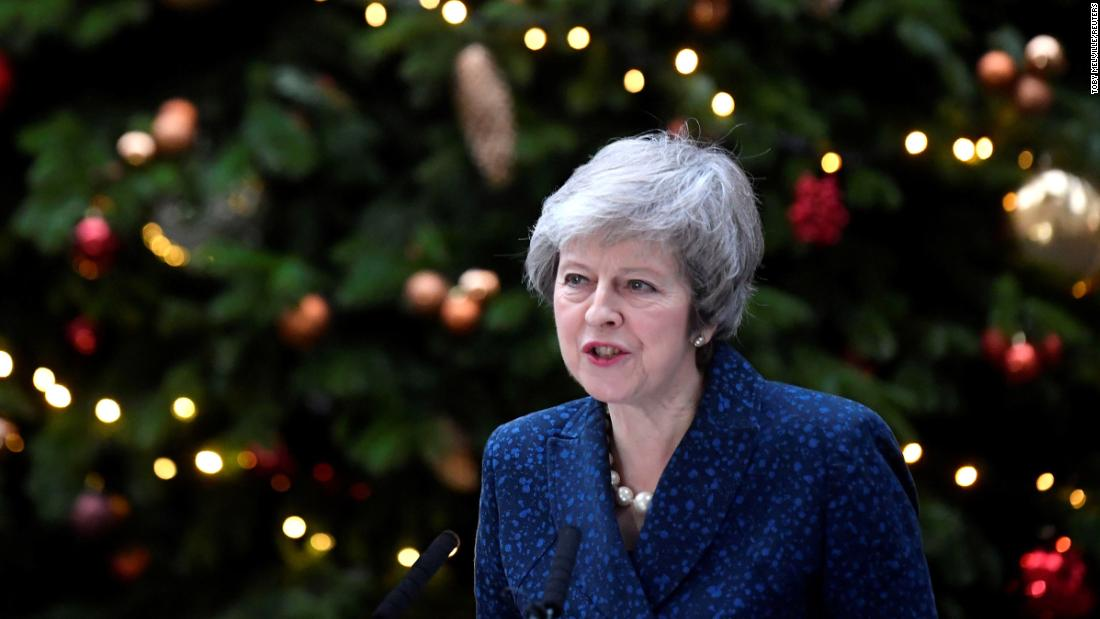 Pundits call Theresa May a zombie, but she's not the only one