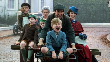 & Mary Poppins Returns & # 39; Disney's Caps Virtually Perfect Year