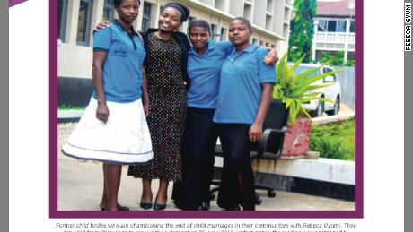 Tanzanian girls' rights activist wins the UN Human Rights Prize