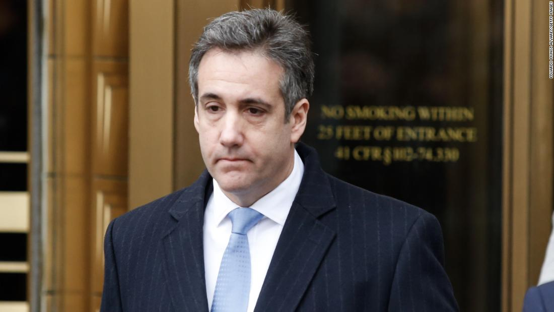 Michael Cohen set to report to one of 'America's cushiest prisons' on May 6