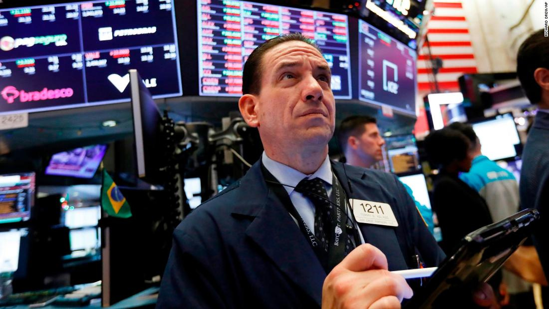 Stocks are having the worst December since the Great Depression