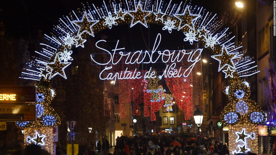 Death toll rises in Strasbourg market attack