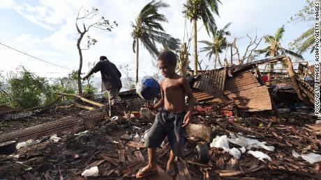 Vanuatu threatens to sue biggest carbon energy producers