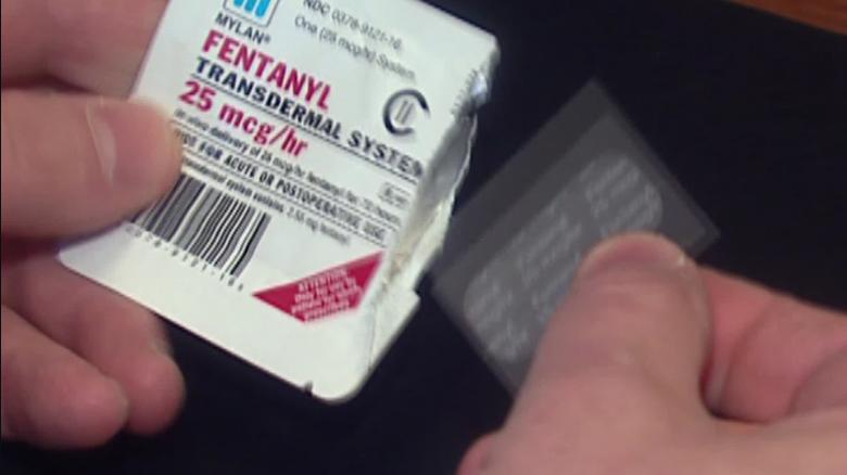 Test strip helps prevent fentanyl overdoses