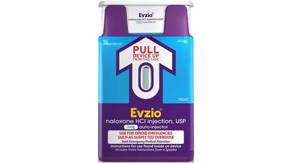A generic of Evzio will be offered at $178 for a two-dose pack next year.
