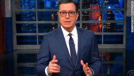 Colbert Offers Cohen Some Advice For Prison