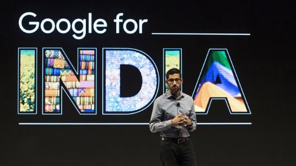 Google is racing to cash in on India