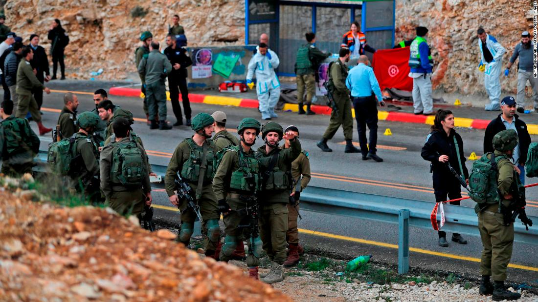 Two Israeli soldiers killed in West Bank shooting attack