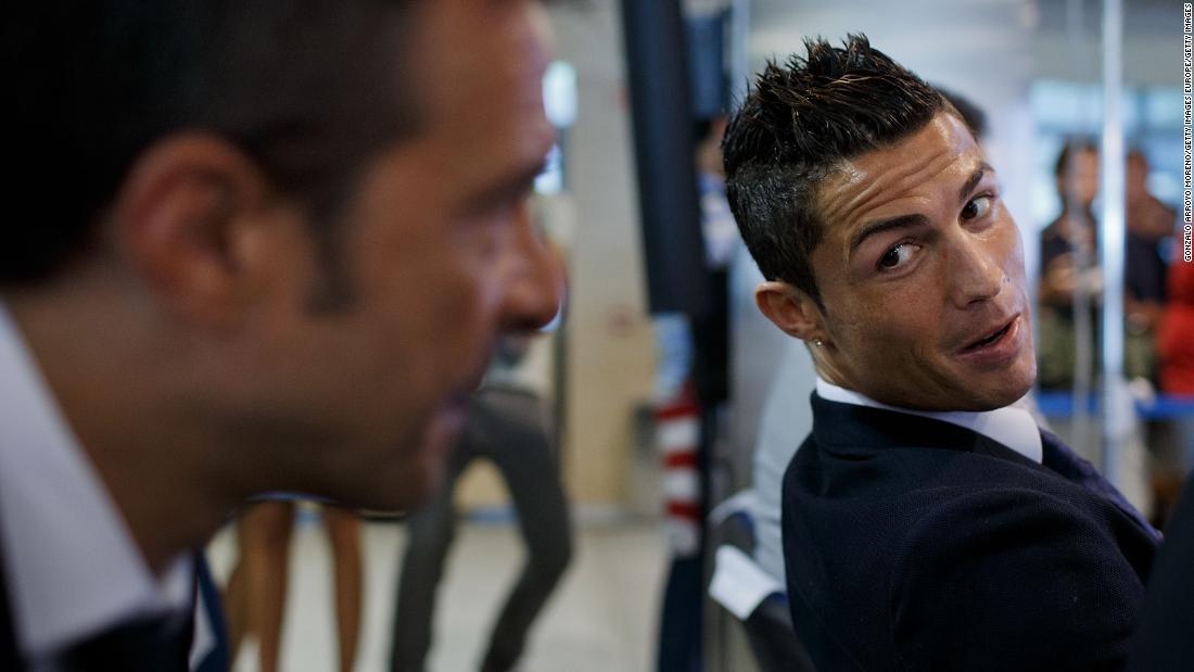 Soccer's super agents $2.14 billion business