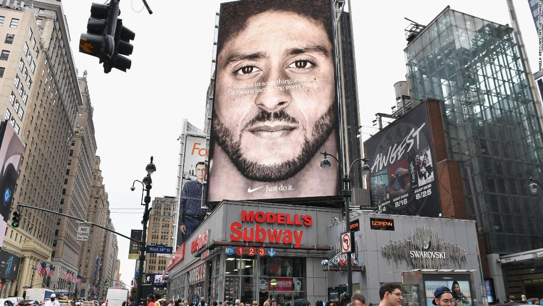 ac55ab519 Colorado store that boycotted Nike after Kaepernick ad will close - CNN