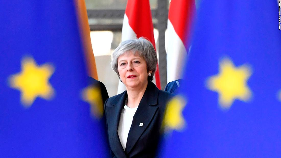 EU tells May Brexit deal not up for renegotiation as wounded UK leader seeks lifeline