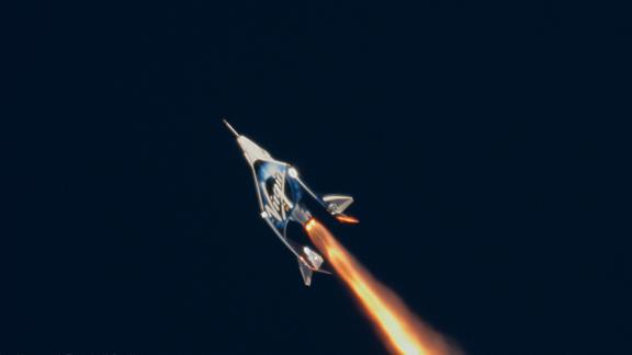 Virgin Galactic's First Spaceflight on December 13th 2018