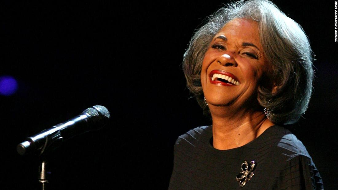 Nancy Wilson, award winning singer, dead at 81