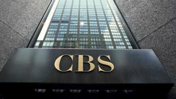 The CBS Building