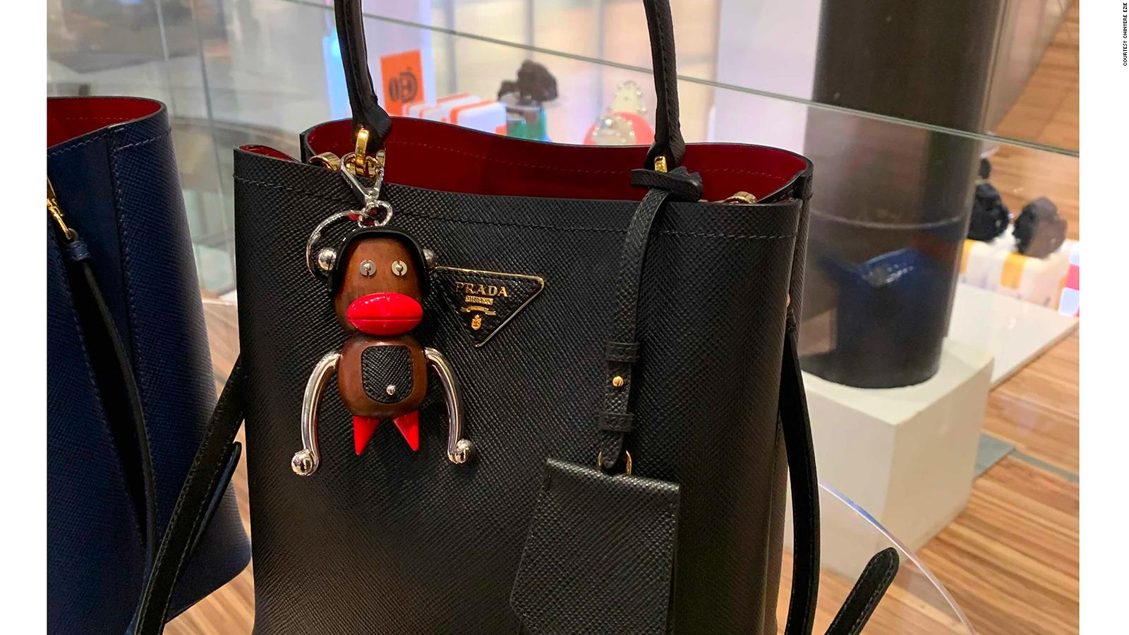 662c98a852ee Prada pulls products after accusations of blackface imagery - CNN Style