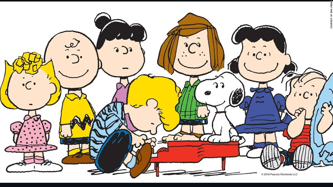 New Peanuts stories in the works