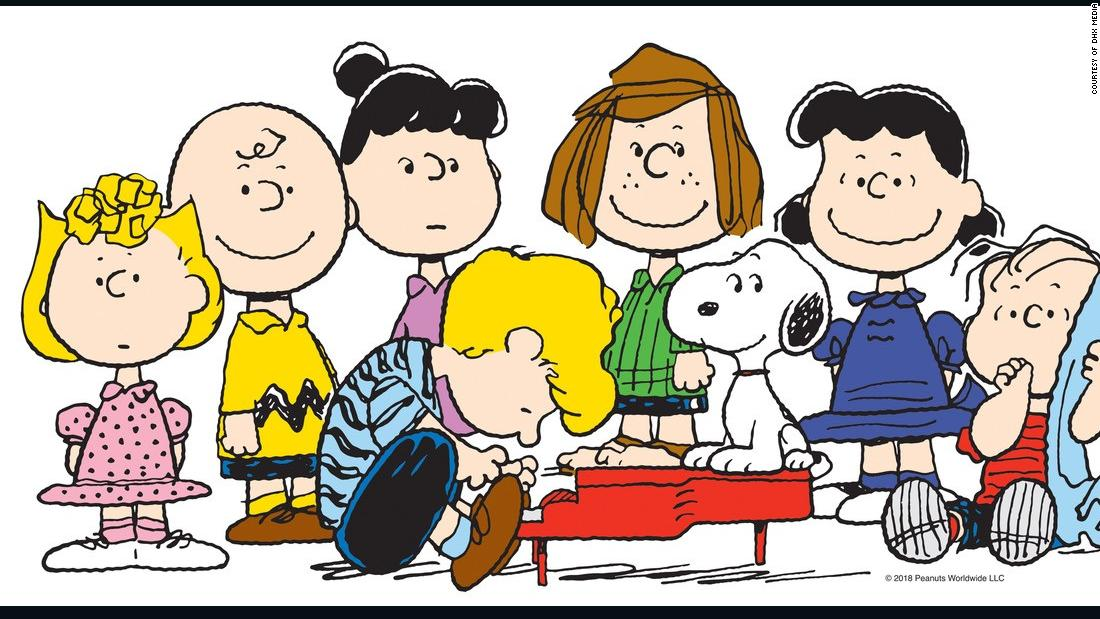 The Peanuts gang is getting new life thanks to Apple - CNN