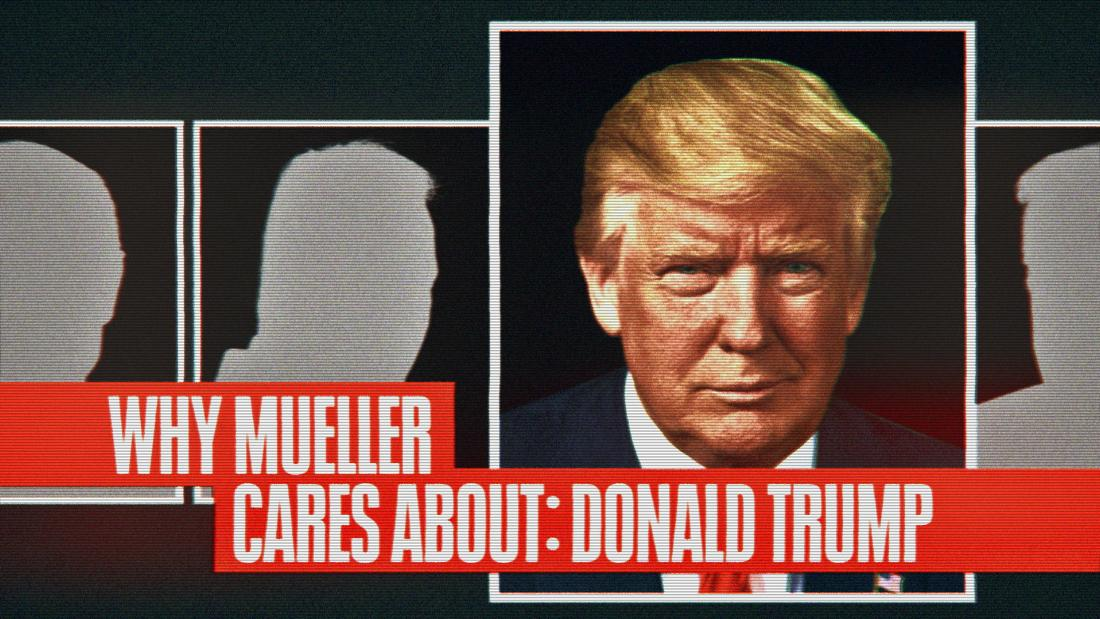 What Mueller's probe has already revealed about Trump