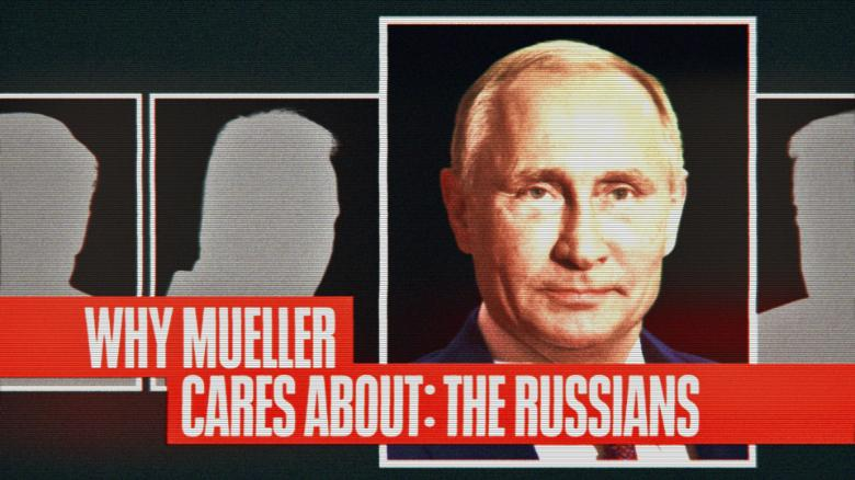 How Mueller is investigating the Russians