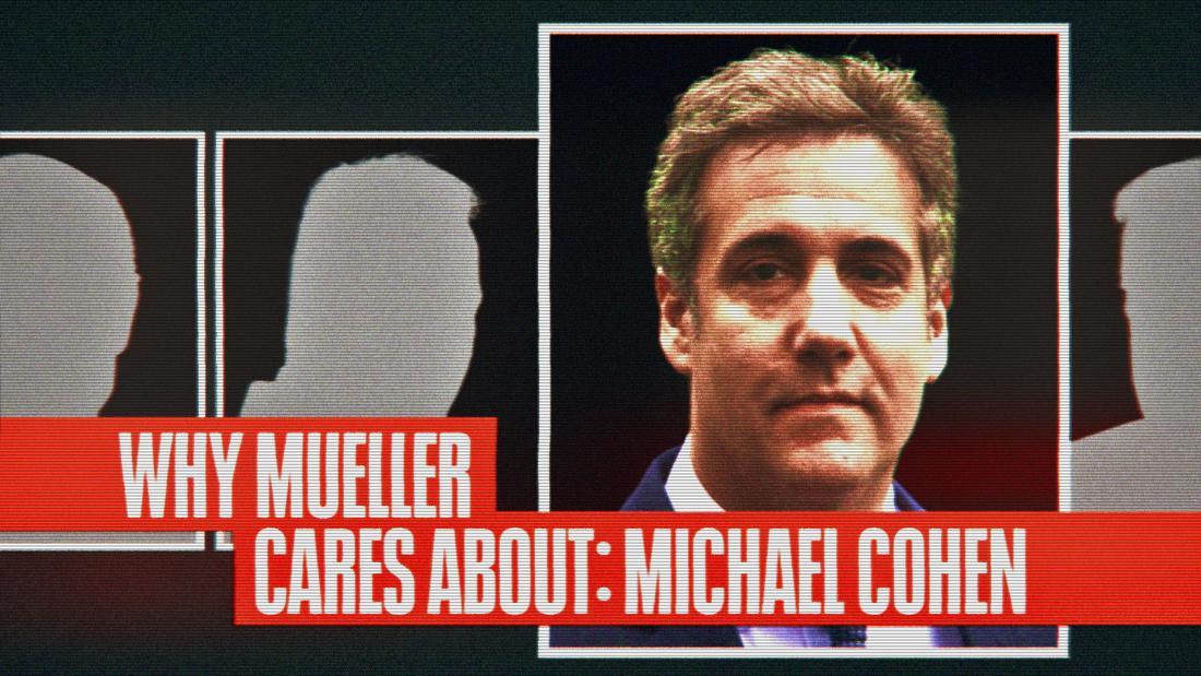 Cohen warrant materials have been released