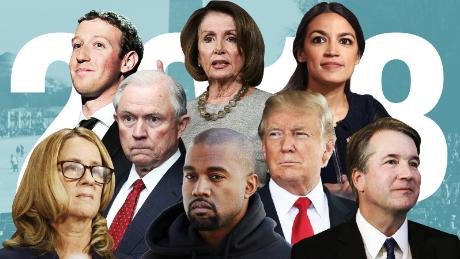 110 Things Happened In US Politics 2018