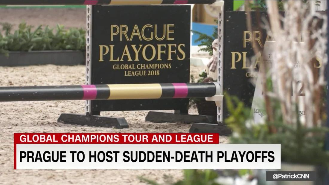 Prague Playoffs' super six