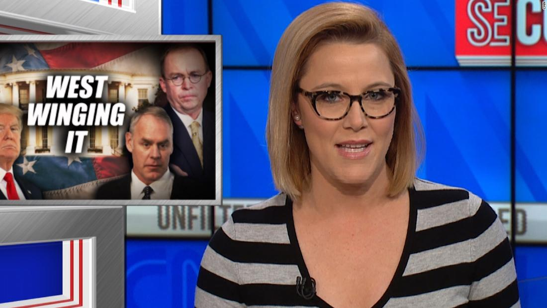 SE Cupp: The walls are closing in on Trump  - CNN Video