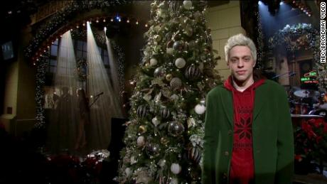 Davidson on the December 15 episode of Saturday Night Live.