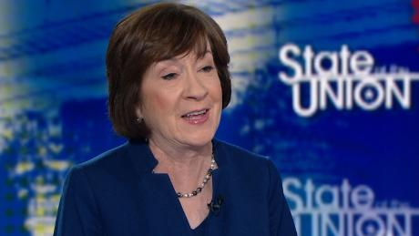 Collins: I see nothing wrong with challengers & # 39; to Trump 2020