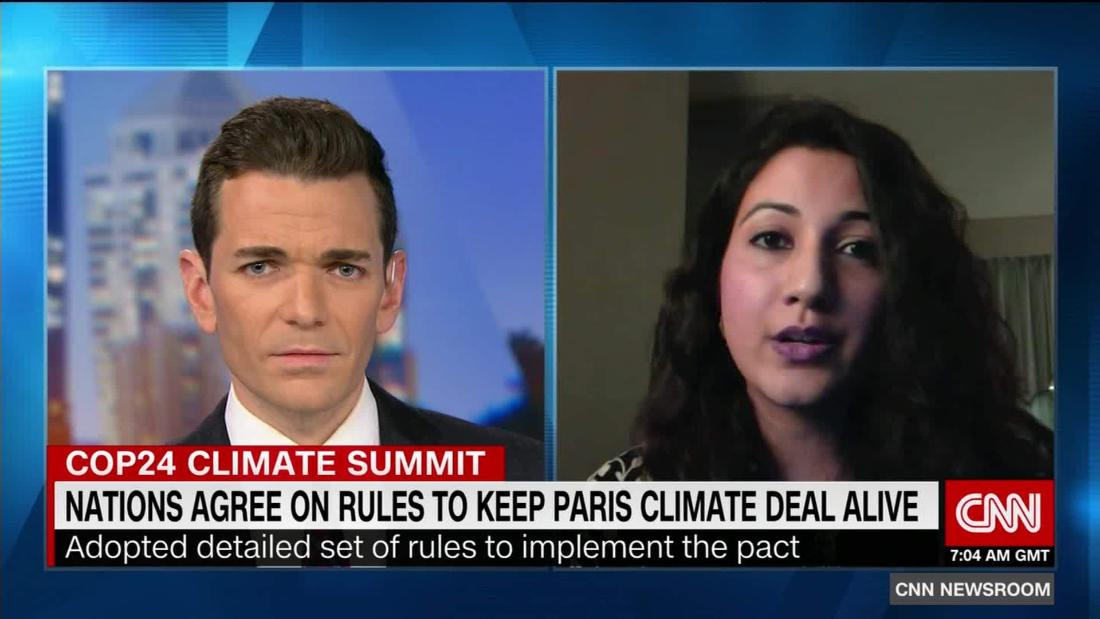 COP24 climate talks end in agreement