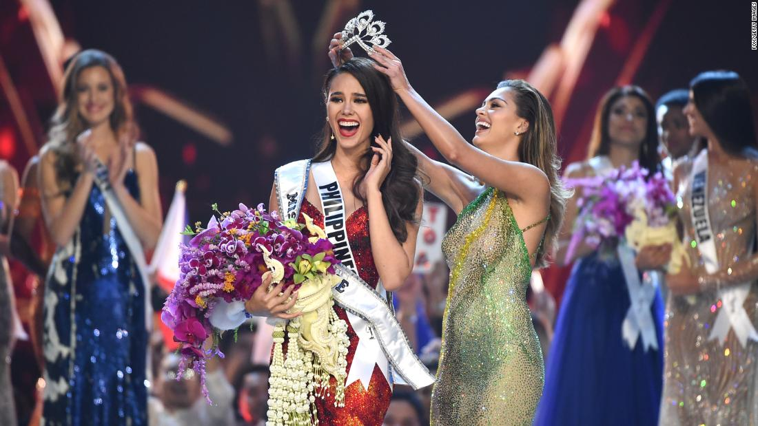 Miss Universe included first transgender contestant