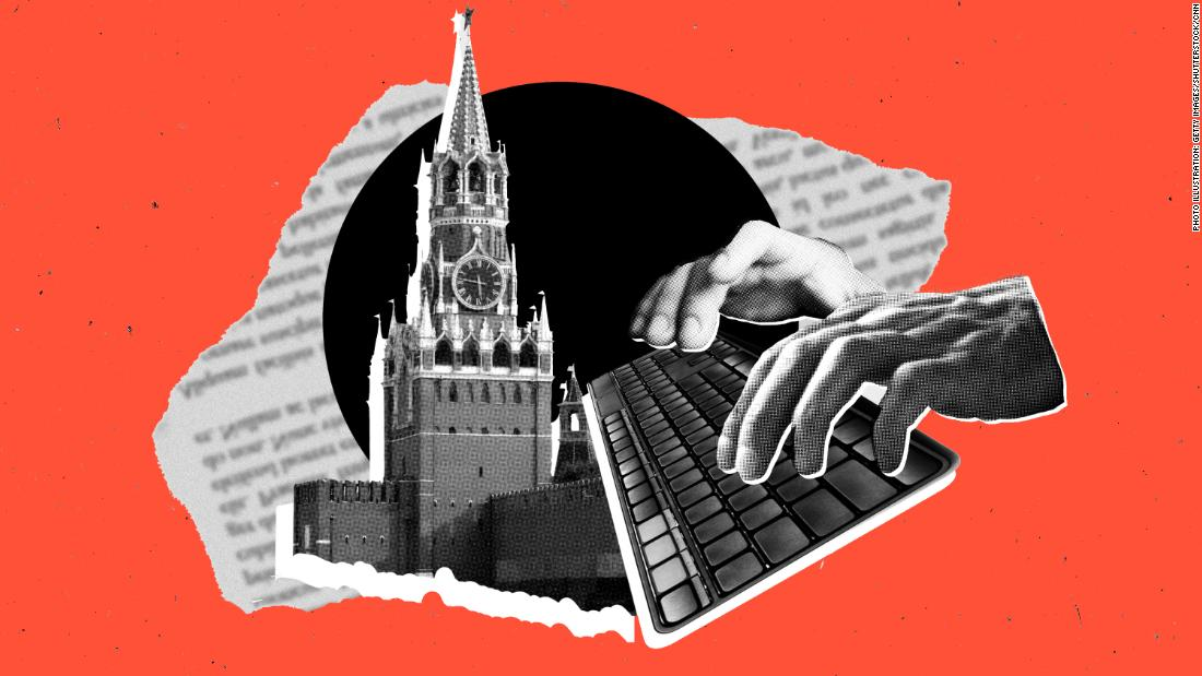 Facebook: Russian trolls are back. And they're here to meddle with 2020