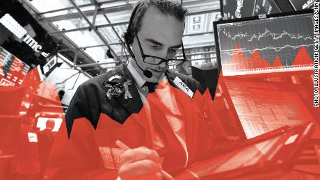 Dow falls 508 points, Nasdaq becomes negative for the year