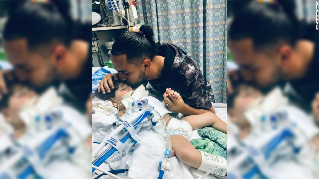 Mother wins visa fight to see her dying child in US