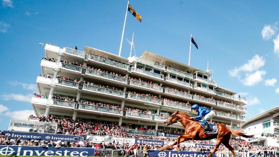 The historic Epsom Derby is a sporting and cultural event on the UK social calendar with a prize pot for owners of about $1.9 million with the winner bagging just over $1M.