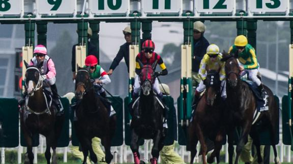 Inaugurated in 1981, the Japan Cup is the country's richest horse race. Home-grown talent has flourished at the event -- since 2018, every winning trainer and owner has come from Japan. Almond Eye is the reigning champion, clinching $2.7 million.